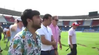 Vídeo: El Metropolitano estará listo para el primer partido de Colombia por eliminatorias