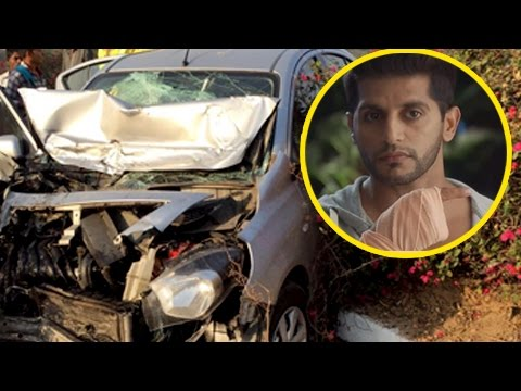 Karanvir Bohra Meets With A Deadly Car Accident