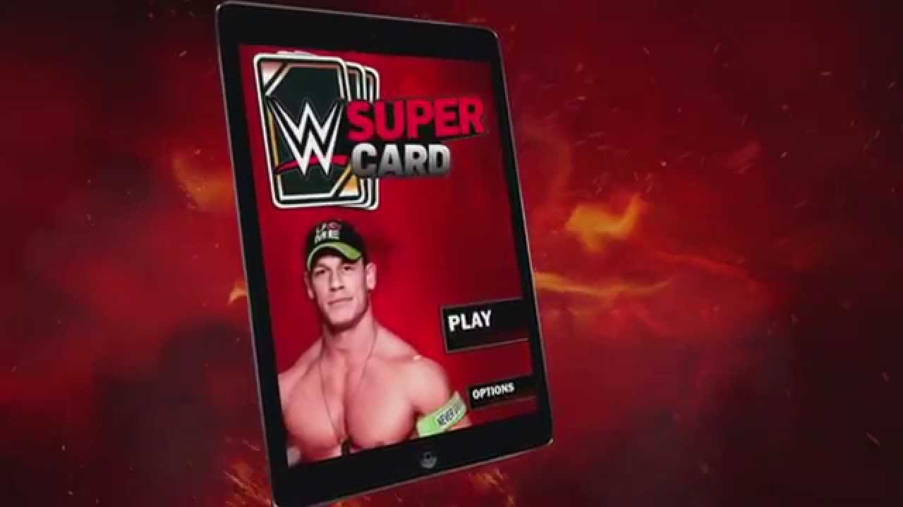'WWE SuperCard' Review - Playing Cards 3:16