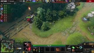 Fnatic vs Execration, game 2