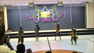 CTA BATHUKAMMA 2012 Part 1