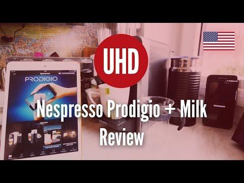 Nespresso Prodigio + Milk Review [4K UHD]