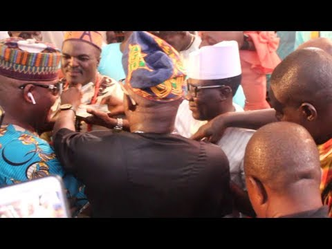 ADEWALE AYUBA, SHINA AKANI, ATAWEWE AND SHINA PETER SPRAY AGABA AKIN BOBAGUNWA OF YORUBA LAND