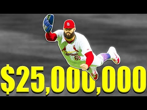 SIGNING A $25,000,000 CONTRACT! MLB The Show 19 | Road To The Show Gameplay #31