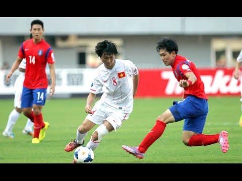 Kỹ thuật của Nguyễn Tuấn Anh (U19 Việt Nam) tại giải U19 Châu Á