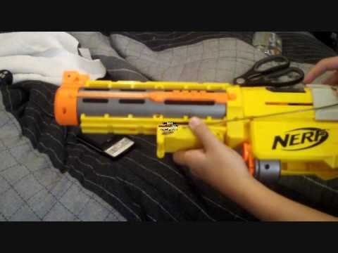 nerf mods - Thanks for all the support guys. Made a while ago. STOP HATING!