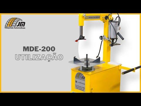 MDE-200 - Montagem e Utilização