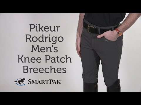 Pikeur Rodrigo Men's Knee Patch Breeches Review