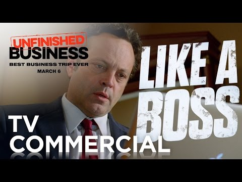 Unfinished Business (Super Bowl Spot)