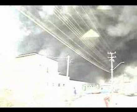 Incêndio em Fazenda Rio Grande [1] 2