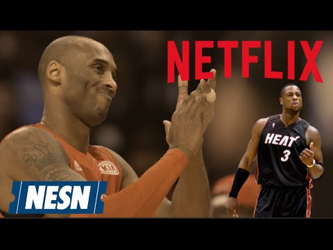 Video: Kobe Bryant Got Netflix Subscription As Retirement Gift From Dwyane Wade
