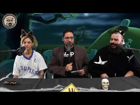 Halloween Quiz with BONNIE Rotten (видео)