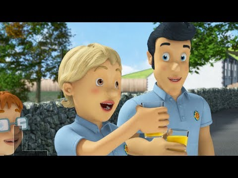 Fireman Sam US New Episodes | Penny Morris Fights Flames | Teamwork Experience 🚒 🔥 Kids Movies