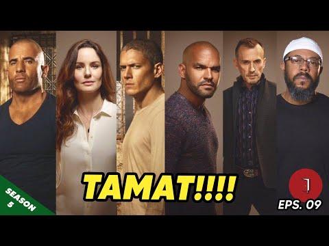 Akhirnya Tamat Juga !!!! || Prison Break Season 5 Eps.9