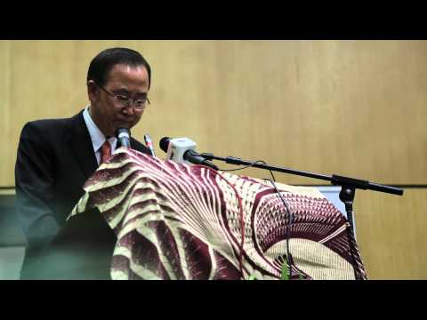 millennium development goals - United Nations, Maputo (Mozambique), 20 May 2013 - Secretary-General Ban Ki-moon today emphasized the importance of countries stepping up their efforts to ac...