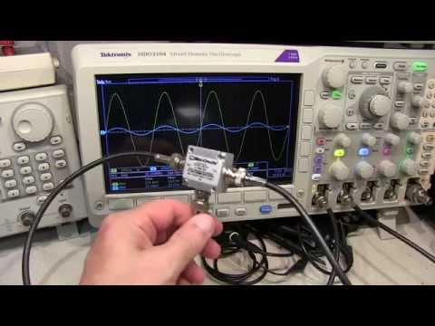 how to measure vswr