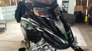 2. Arctic Cat F Series How To #1