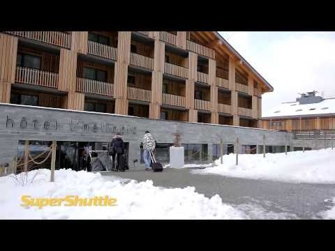 Supershuttle Connecting the Alps – Airport Transfer