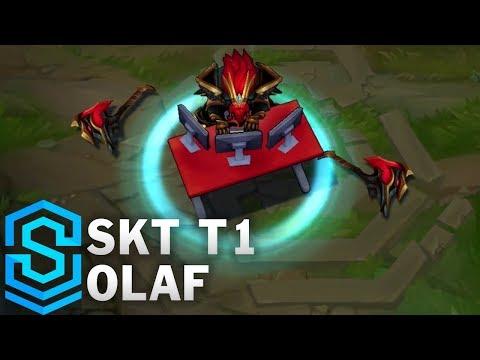 SKT T1 Olaf