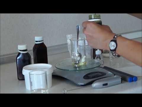 Изготовление крема в домашних условия