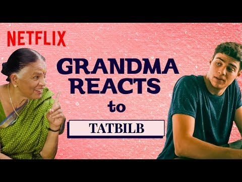 Indian Grandma Reacts To To All The Boys I've Loved Before | Netflix