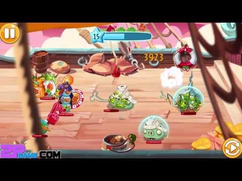 Angry Birds Epic RPG - Rovio Entertainment Ltd HOG HEAD MOUNTAN 4 (видео)