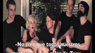 Parodia de Somebody That I Used to Know (Gotye) - RadiO InnovA - subtitulos en español