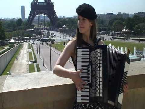 accordion - www.frenchaccordion.co.uk An English accordionist in Paris. Alexa Sage goes to Paris to play her French accordion music in its original settings. The songs f...