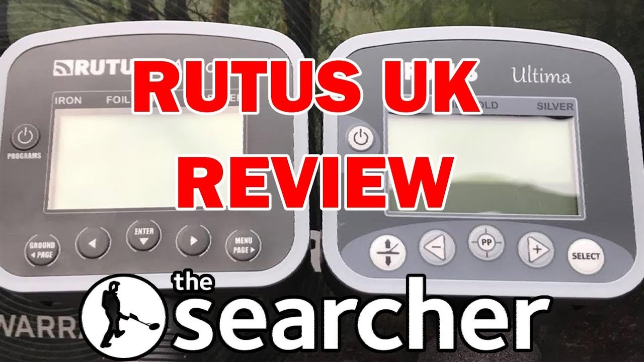 Rutus Argo NE and Ultima / YT: thesearchermag