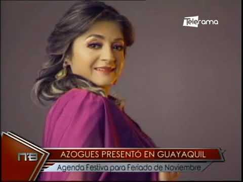 Azogues presentó en Guayaquil agenda festiva para feriado de Noviembre