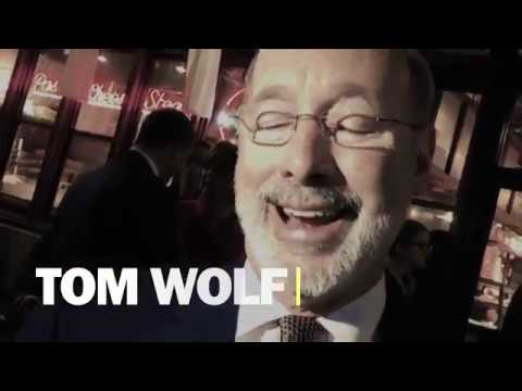 Tom Wolf - Pushed for Billions in Tax Hikes