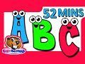 """""""ABCs & 123s DVD"""" - 52 Minutes, Alphabet + Numbers Learning Songs, Teach Baby Toddler Nursery Rhymes"""