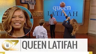 Queen Latifah's Secret Stress & Anxiety Reliever