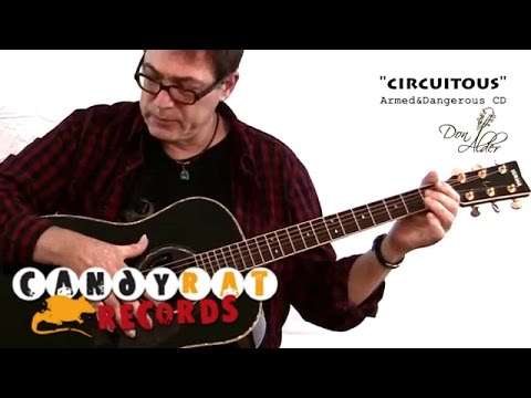Don Alder - Circuitous - Acoustic Guitar