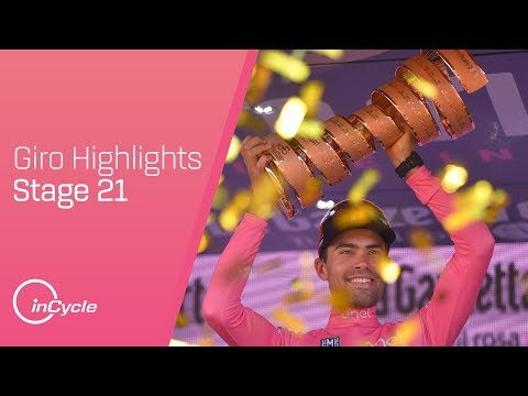 Check out the daily highlights from the 100th edition of the Giro d'Italia, the first Grand Tour of 2017: