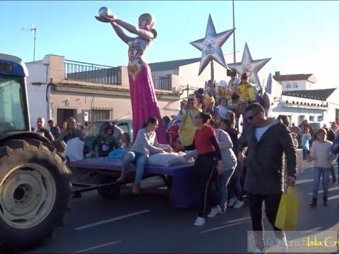 Cabalgata de Reyes Magos 2019 en Pozo del Camino
