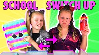 Video BACK TO SCHOOL SWITCH UP CHALLENGE!! #2 MP3, 3GP, MP4, WEBM, AVI, FLV Juni 2019