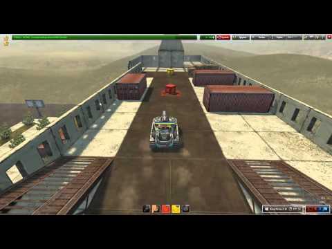 Танки онлайн ( гонка на 10000 кри )