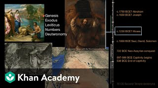 Overview of early Judaism part 2  World History  Khan Academy