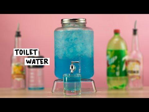 Toilet Water - Tipsy Bartender