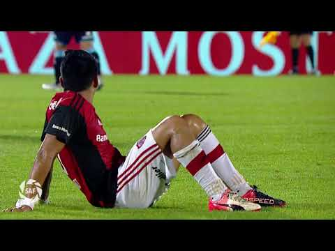 Newell's 2-2 Racing. Superliga Argentina - Fecha 11