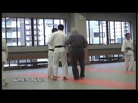 Magnus Cederblad - Kodokan, Yoshimi Osawa 10 Dan