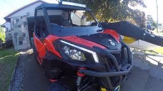 6. 2019 can am Maverick Sport 1000r