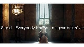 Video Sigrid - Everybody Knows | magyar dalszöveg MP3, 3GP, MP4, WEBM, AVI, FLV Maret 2018