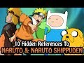 10 References To Naruto Amp Naruto Shippuden Hidden In Other Works