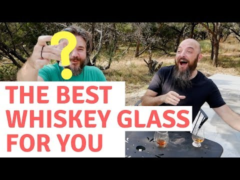 How To Choose A Whiskey Glass (8 Glass Comparisons) (видео)