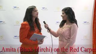 Black Mirchi on the Red Carpet