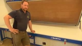 BARTH Vakuumpresse Kundeninterview Schreinerei Mair Waakirchen