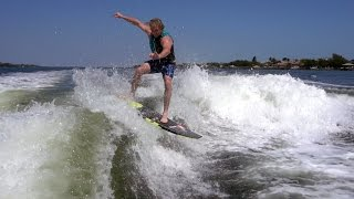 What's up guys! Today was MY FIRST TIME WAKE SURFING BEHIND A BOAT & it was epic!! Huge thanks to NPI Productions & Florida Space Coast for an amazing day!! ...