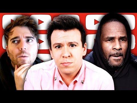 R Kelly Plays Victim Card, Teen Fights Anti-Vax Misinformation, & Shane Dawson + Youtube's Info Flow
